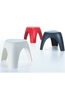 Vitra Elephant Stool by Sori Yanagi