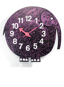 Vitra Elihu Elephant Clock by George Nelson