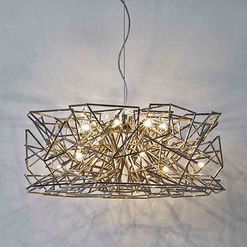 Terzani etoile modern chandelier by cristian lava stardust terzani etoile modern chandelier aloadofball Images