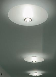 Prandina Extra C1 Small Ceiling Lamp Light Fixture   Stardust
