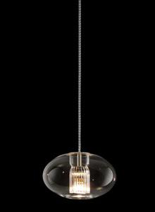 Leucos Fairy Sg Modern Gl Pendant Lamp Single
