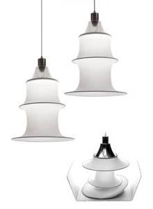 Danese Milano Falkland Pendant Lamp Small By Bruno Munari