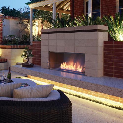 Ecosmart Fire Firebox 1200ss Modern Ventless Fireplace