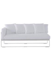 Gandia Blasco Flat Modern Outdoor Sofa Modular 1