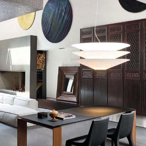 Ingo Maurer Floatation Lamp Modern Pendant Light By Ingo
