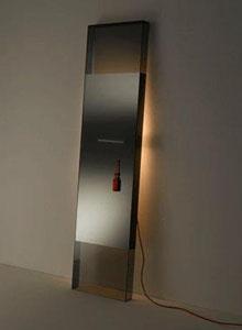 Beautiful Glas Italia Diva Modern Floor Standing Mirror By Jean Marie Massaud ...