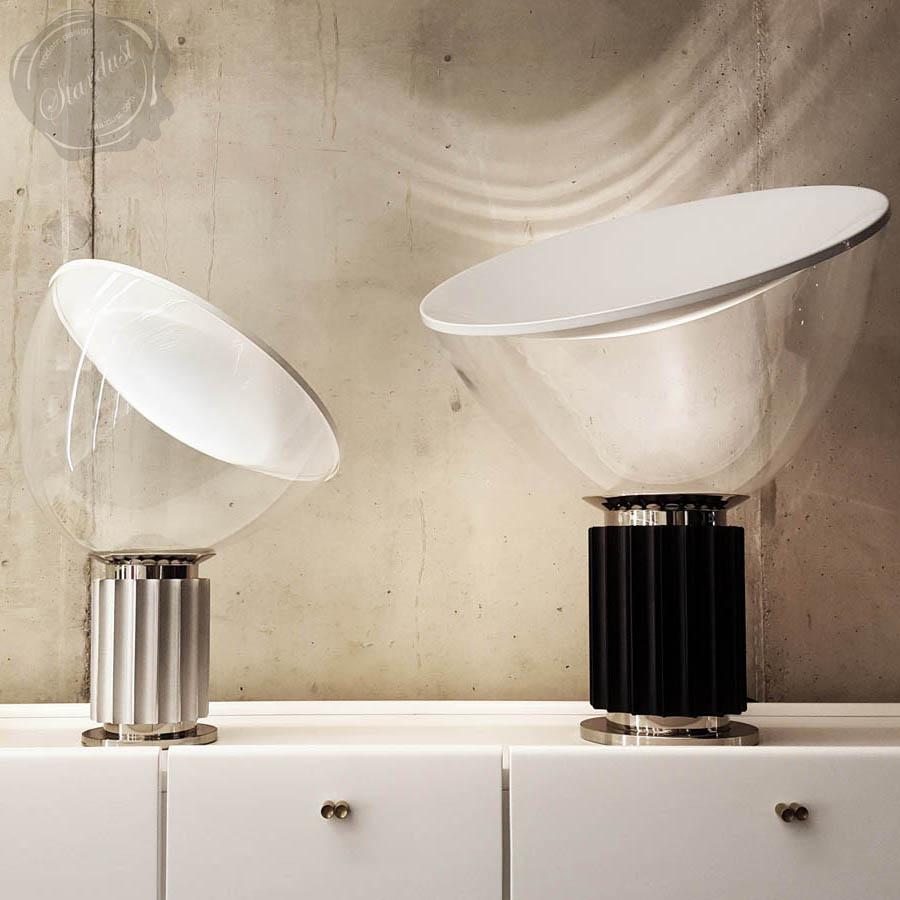 Flos small taccia table lamp by achille castiglioni stardust flos taccia aloadofball Images