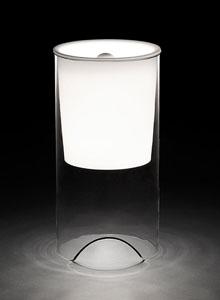 Flos Aoy Modern Glass Lamp by Castiglioni FU020071 | Stardust