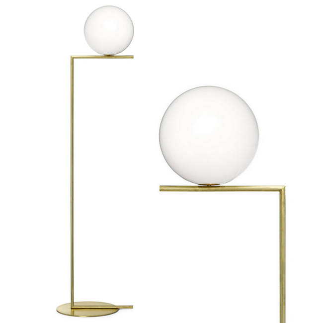 Exceptionnel IC® F1/F2 Floor Lamp By FLOS Lighting