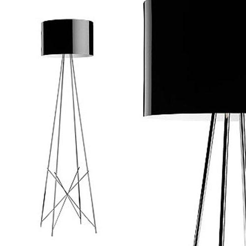flos ray f1 modern floor lamp