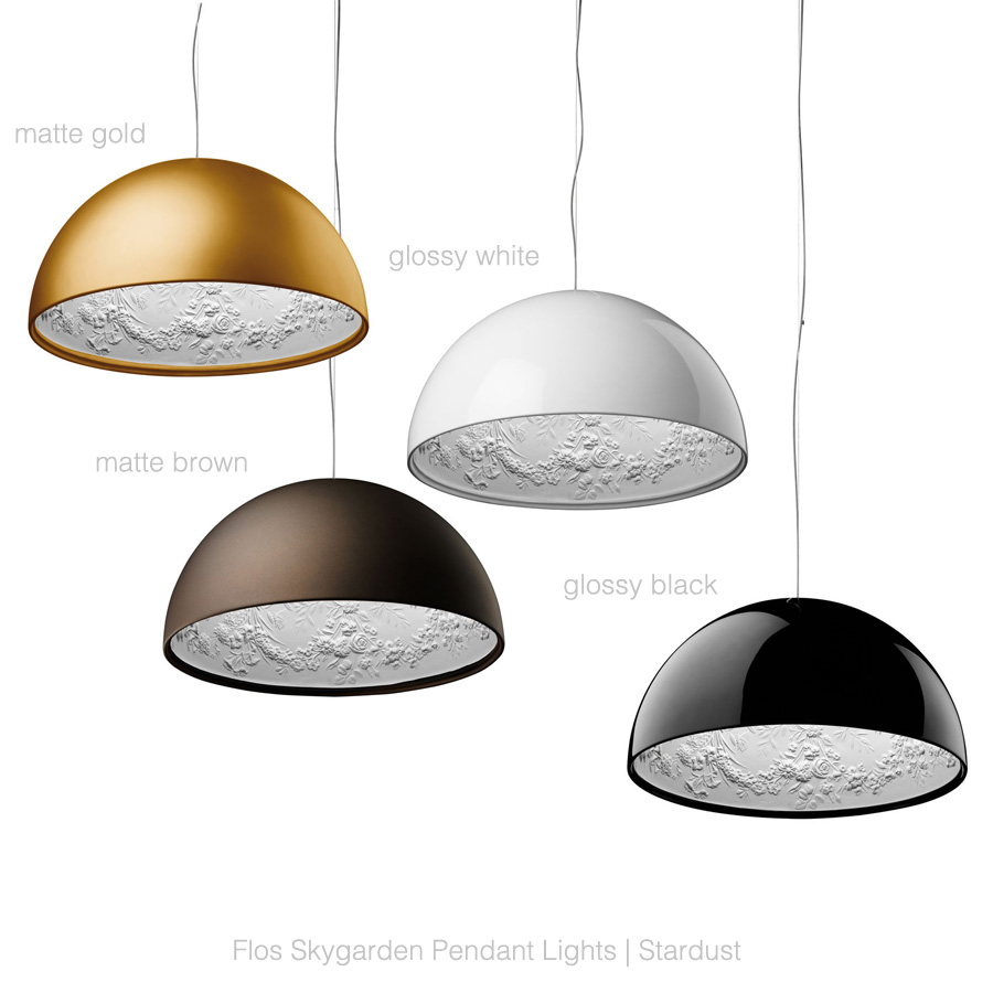 Flos ...  sc 1 st  Stardust Modern Design & Flos Skygarden 23.6|35.4inch Modern Hanging Lamp by Marcel Wanders ... azcodes.com