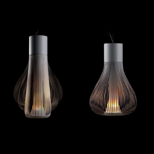 Flos Chasen Modern Pendant Lamp By Patricia Urquiola