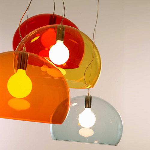 Fl Y Lamp 2012 Amp Kartell Fl Y Suspension Lamps Modern