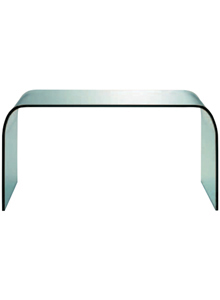 Fontanaarte 2633/2 Fontana Modern Glass High Table By Pietro Chiesa ...