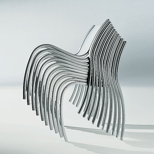 Kartell FPE® Modern Design Chair By Ron Arad