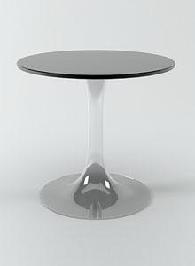 Glas Italia Funghetti Modern Occasional Table By Piero Lissoni