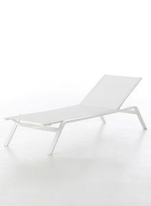 Gandia Blasco Stack Tumbona Outdoor Chaise Lounge