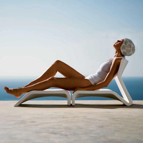 Genial Gandia Blasco Butaca Clip Modern Outdoor Lounge Chair
