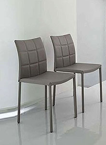 bonaldo gilda modern dining chair by james bronte