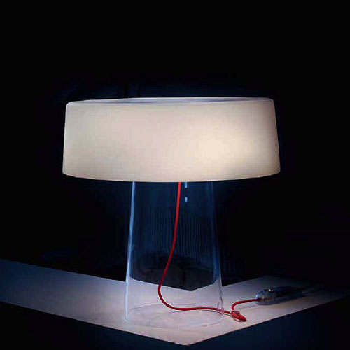 Prandina Glam Small T1 Modern Table Lamp | Stardust