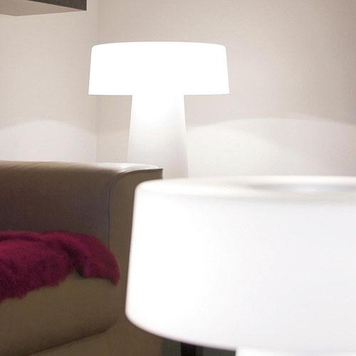 Prandina Glam T3 Table Lamp ... - Prandina Glam T3 Table Lamp By Luc Ramael Stardust