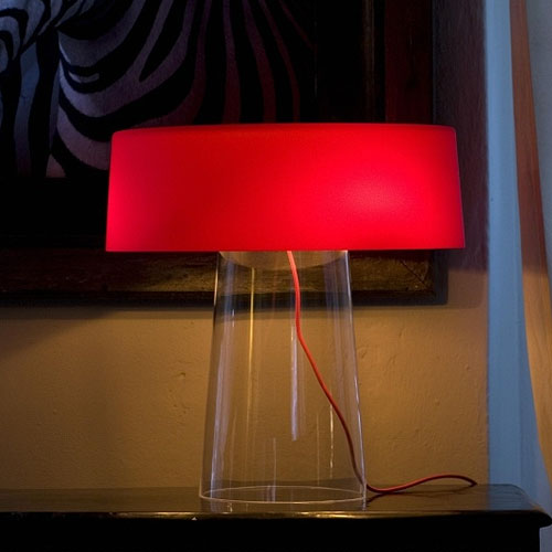 Prandina Glam T1 Modern Table Lamp ... - Prandina Glam T1 Modern Table Lamp By Luc Ramael Stardust