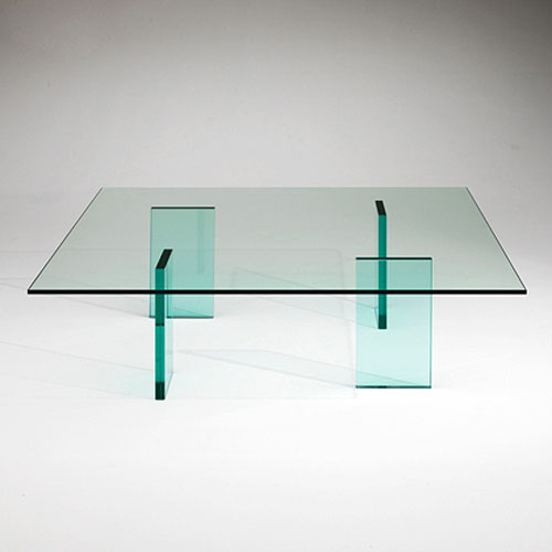 Glas Italia Glass Coffee Table ...