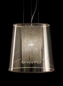 viso hollywood modern pendant lamp stardust