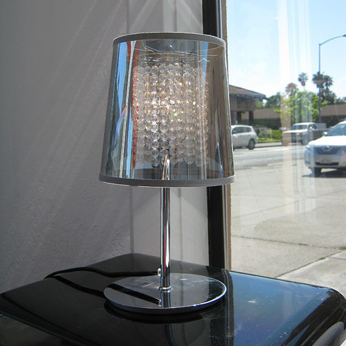 viso hollywood modern table lamp stardust