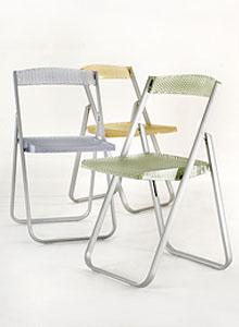 Kartell Honeycomb Modern Folding Chair ...
