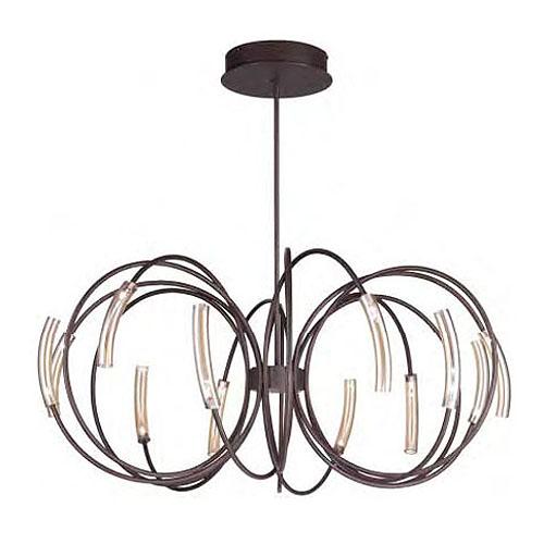 Terzani hook modern chandelier by jean francois crochet stardust terzani hook modern chandelier aloadofball Gallery