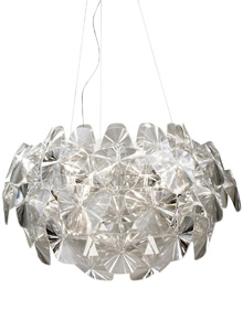 Luceplan Hope Pendant Lamp Large D66 42 Stardust