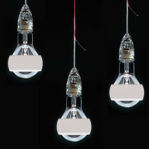 ingo maurer johnny b good lamp by bernhard dessecker. Black Bedroom Furniture Sets. Home Design Ideas