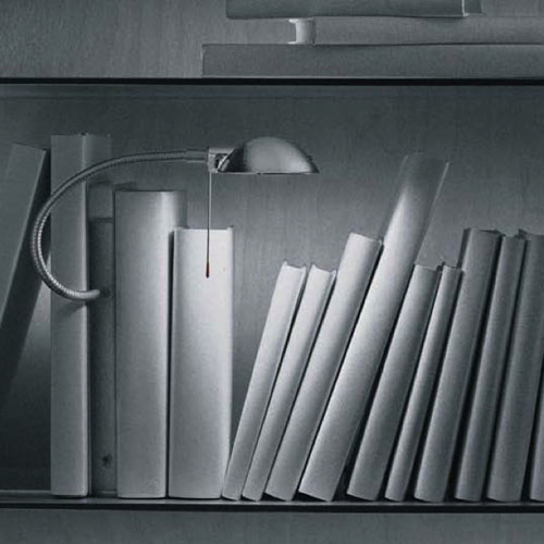 Oskar® Lamp | Ingo Maurer Oskar Bookshelf Light