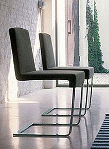 bonaldo jag modern dining chair by mauro lipparini