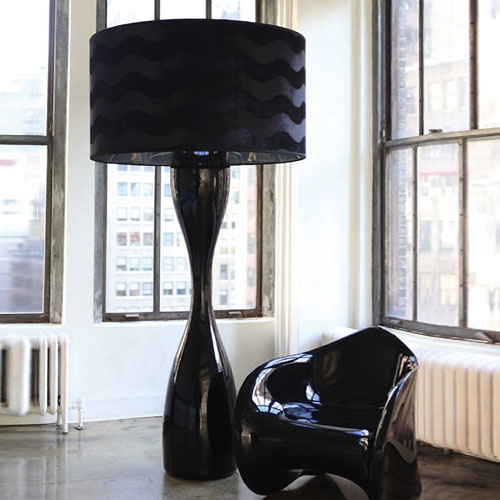 Viso juju modern floor lamp stardust viso juju modern floor lamp aloadofball Images