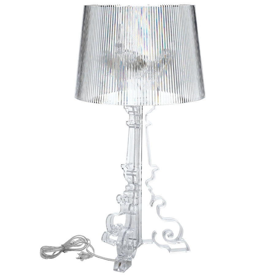 Bourgie lamp kartell kartell bourgie table lamp aloadofball Choice Image