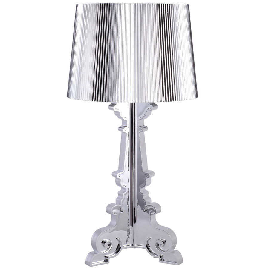 Silver Lamp Mercury Glass Lamps For The Family Room