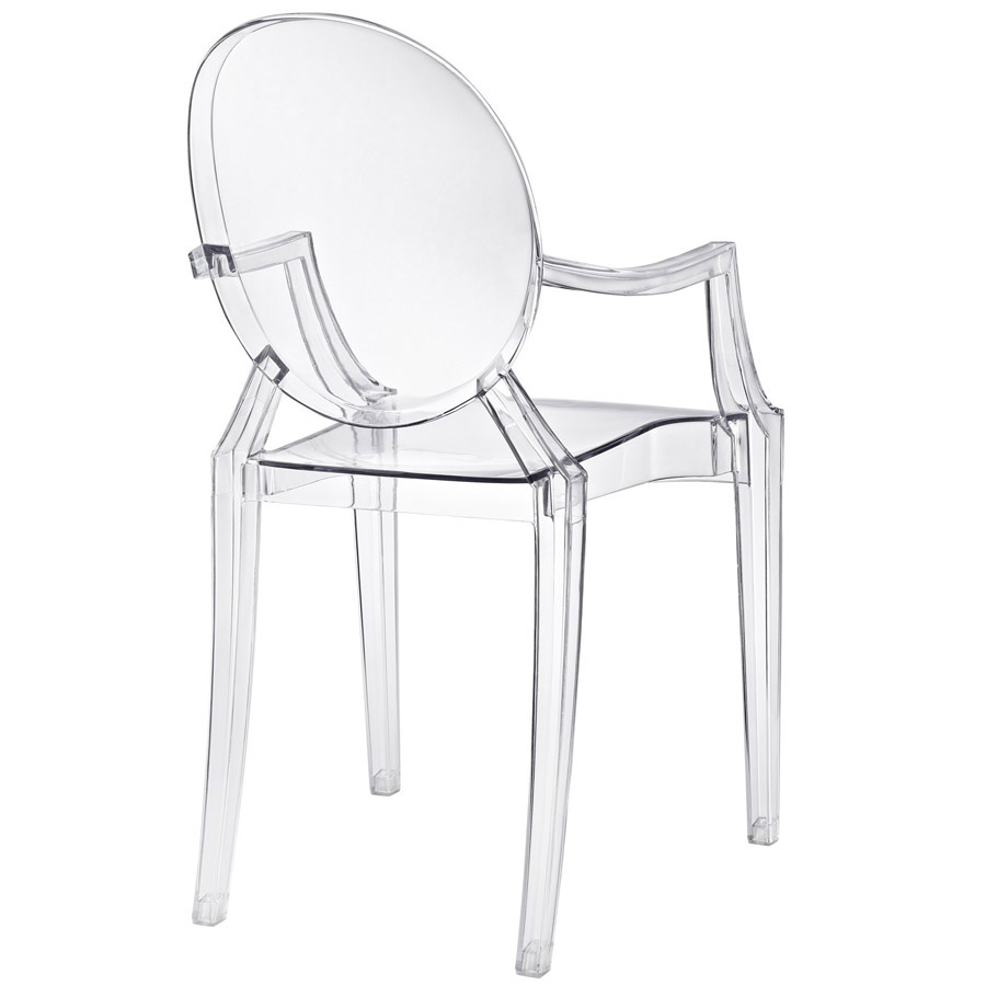 louisghost® chair  kartell - kartell louis ghost