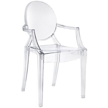 Living Room Bedroom Combo Ideas, Louis Ghost Chair Kartell