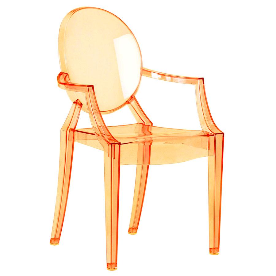 louisghost® chair  kartell - kartell louis ghost