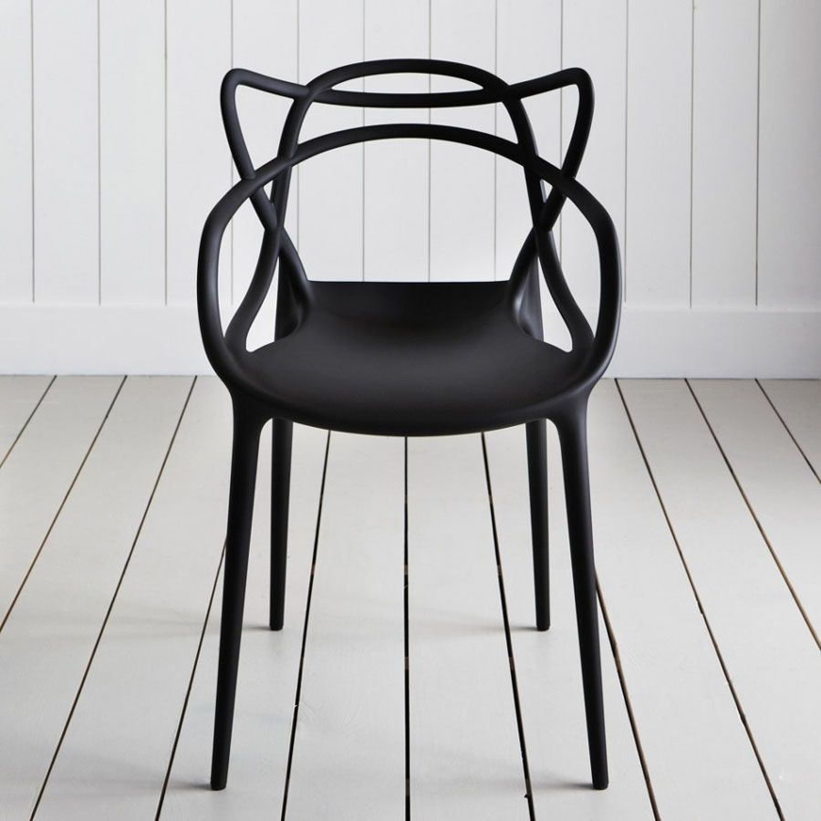 kartell modern masters chair by philippe starck | stardust