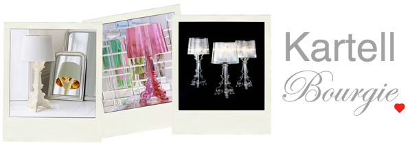 kartell bourgie lamp sale
