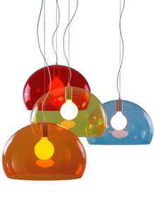 Fl Y Lamp 2012 Amp Kartell Fl Y Suspension Lamps Modern