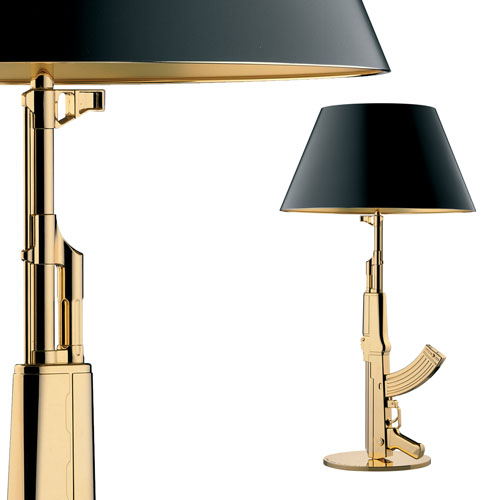 Philippe starck ak47 table lamp for Philippe starck ak table lamp