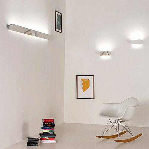 Luceplan Lane Modern Sconce by Alfredo Haberli Stardust
