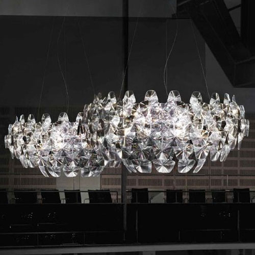 Luceplan hope chandelier extra large d66105 stardust luceplan hope chandelier extra large aloadofball Image collections