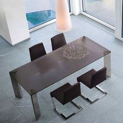 Bonaldo Laud Modern Dining Table ...