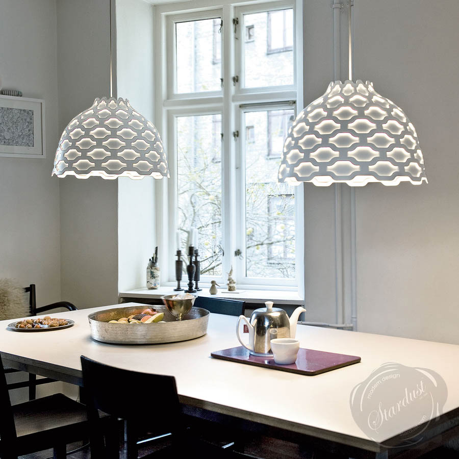 louis poulsen lc shutters® pendant lamp white - louis poulsen original lc shutters pendant lamp