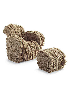 Charmant Vitra Miniature Little Beaver Chair By Frank Gehry ...